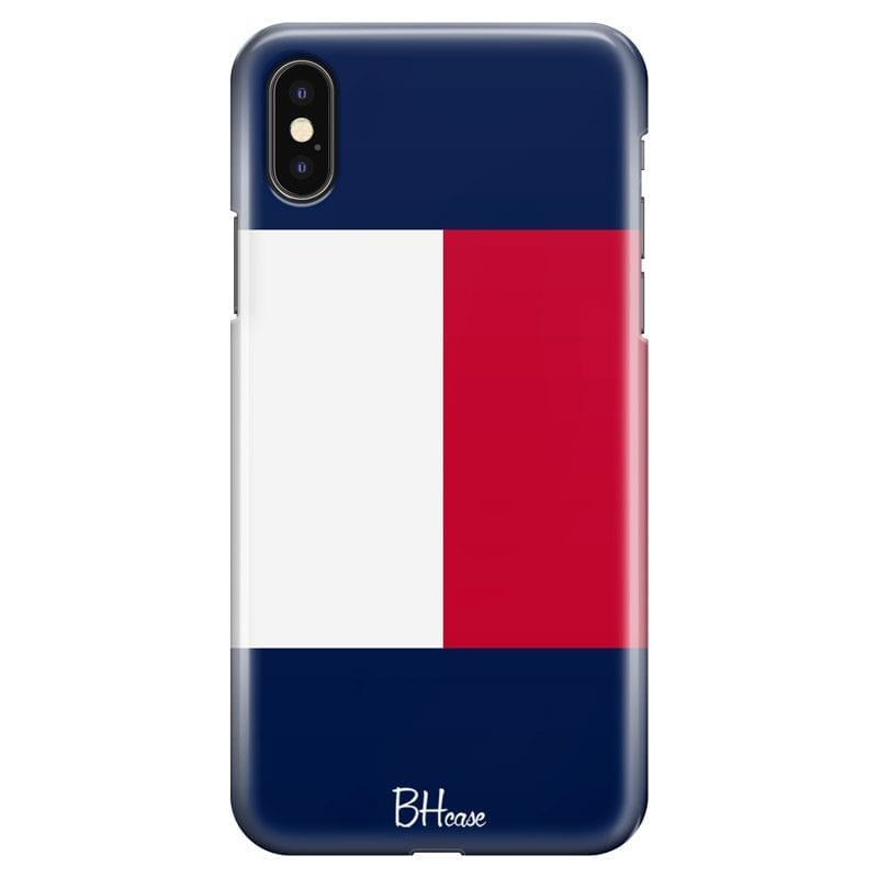 new product eb1f1 c1807 Tommy Hilfiger Colors Case iPhone X/XS