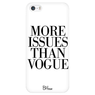 Vogue Quote Case iPhone SE/5S