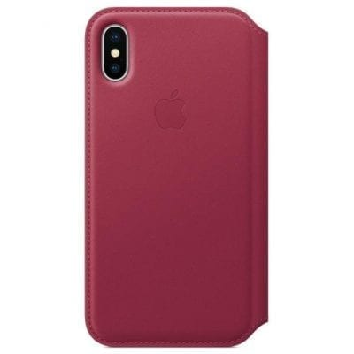 Apple Flip Berry Case iPhone X/XS