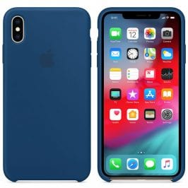 Apple Blue Horizon Silicone Case iPhone XS Max