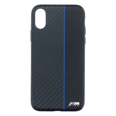 BMW M Carbon Navy Case iPhone X/XS