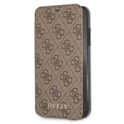 Guess 4G Brown Book Case iPhone 7/8