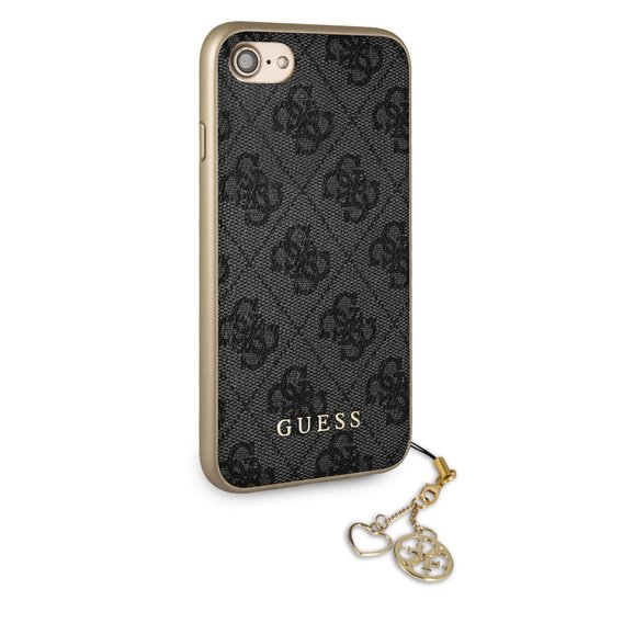 Guess 4G Grey Charms Case iPhone 8/7/6S/6
