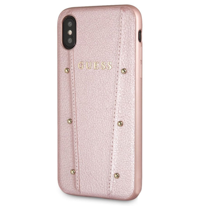 Guess Kaia Rose Gold Case iPhone X/XS