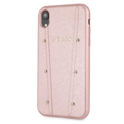 Guess Kaia Rose Gold Case iPhone XR