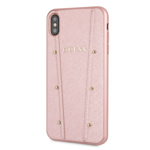 Guess Kaia Rose Gold Case iPhone XS Max