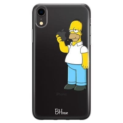 Homer Simpson Case iPhone XR