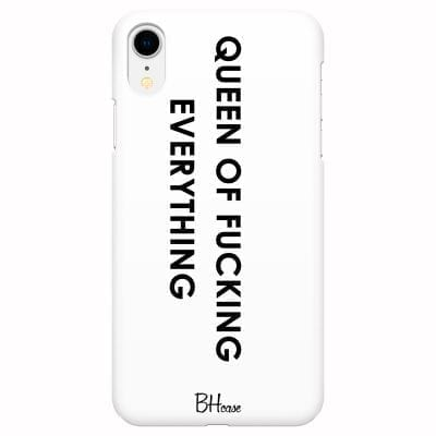 Queen Of Everything Case iPhone XR
