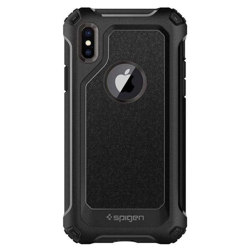 Spigen Pro Guard Gunmetal Case iPhone X/XS