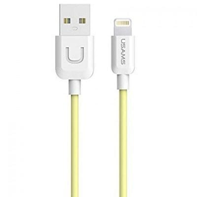 Usams U-Turn Yellow 1m Cable