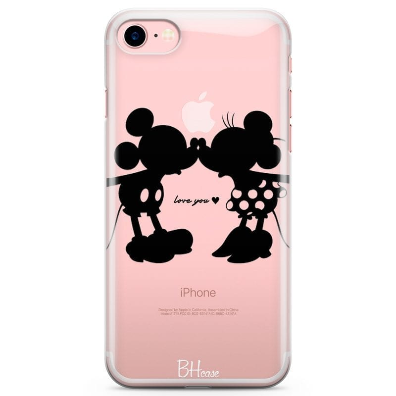Minnie & Mickey Mouse Case iPhone 7/8