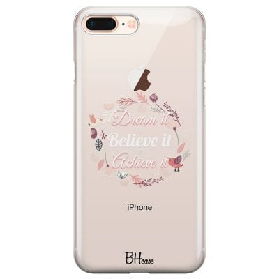 Achieve It Case iPhone 7 Plus/8 Plus