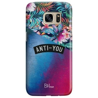 Anti-You Case Samsung S7