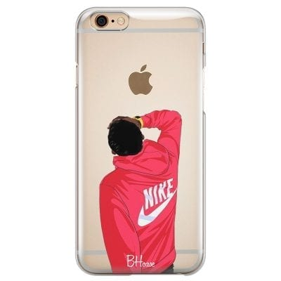 Back Boy Nike Case iPhone 6/6S