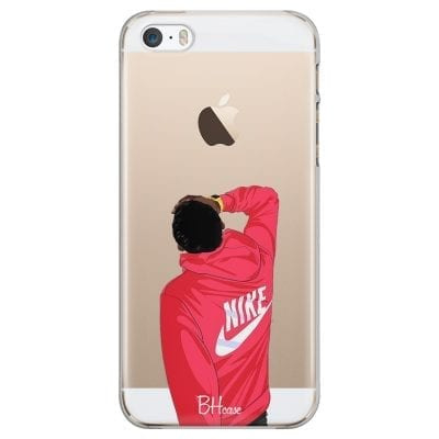 Back Boy Nike Case iPhone SE/5S