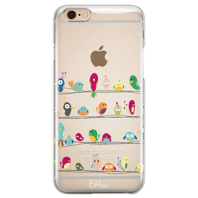 Birds Case iPhone 6 Plus/6S Plus