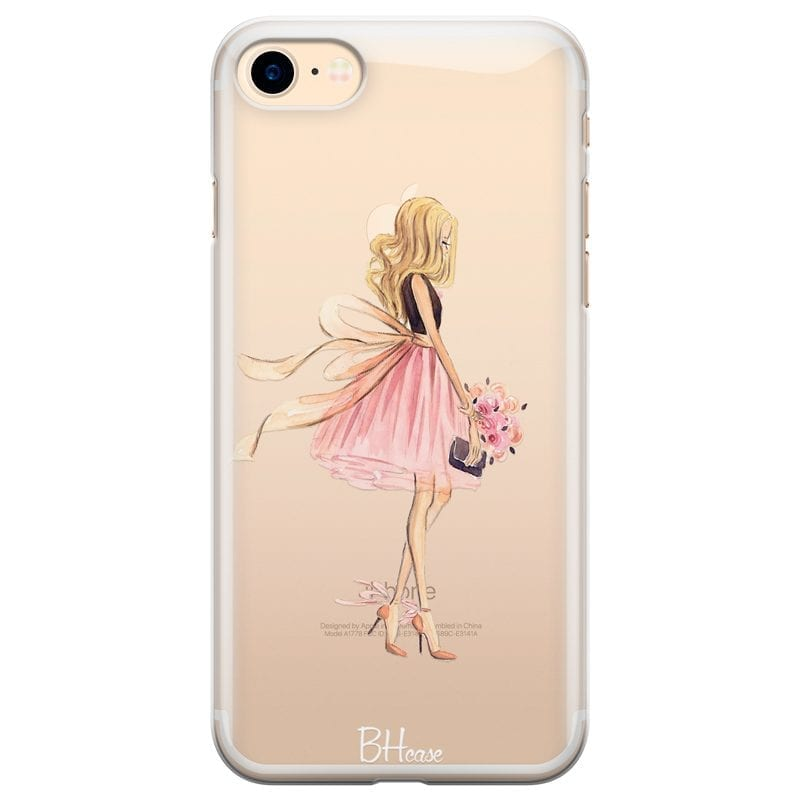Blonde Girl Case iPhone 7/8