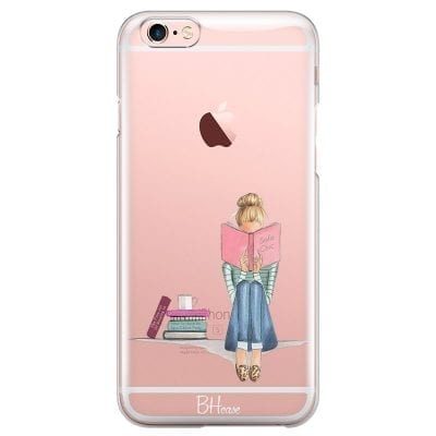Books Girl Case iPhone 6/6S