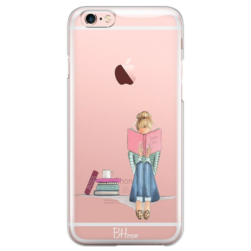 Books Girl Case iPhone 6 Plus/6S Plus