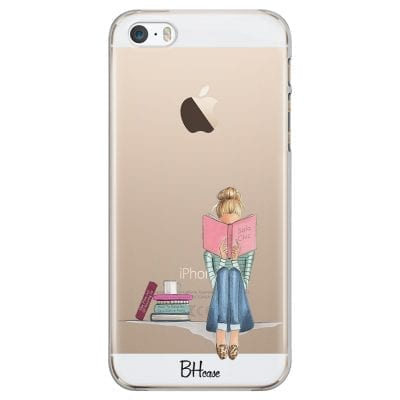 Books Girl Case iPhone SE/5S