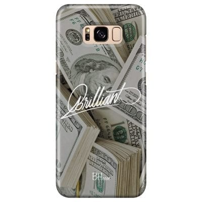 Brilliant Case Samsung S8