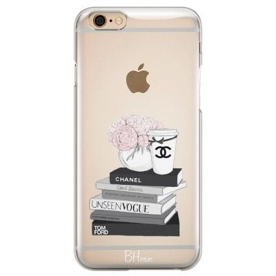 Chanel Vogue Books Case iPhone 6/6S