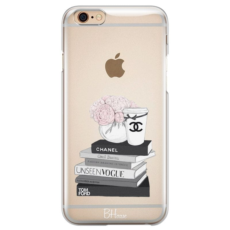 Chanel Vogue Books Case iPhone 6 Plus/6S Plus | BHcase