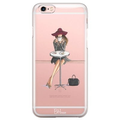 Coffee Girl Case iPhone 6/6S