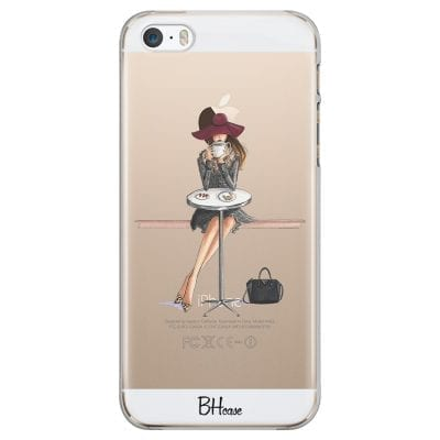Coffee Girl Case iPhone SE/5S