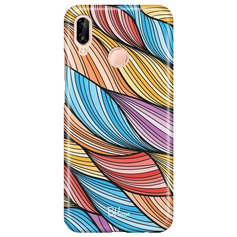 Color Waves Case Huawei P20 Lite/Nova 3E