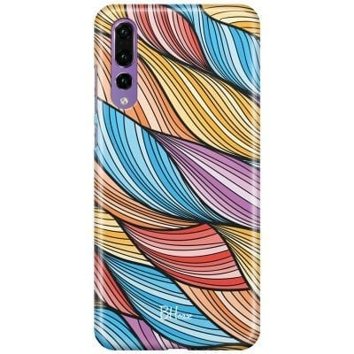 Color Waves Case Huawei P20 Pro