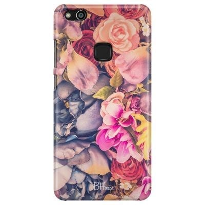 Colorful Flowers Case Huawei P10 Lite