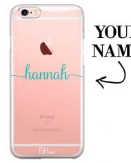Case with name for iPhone 6/6S