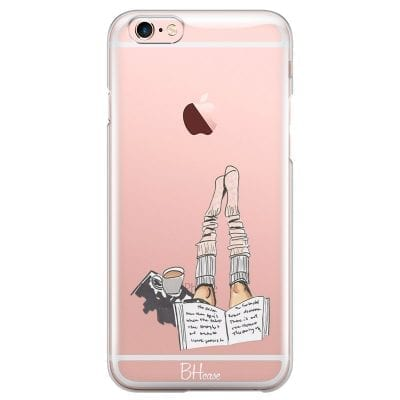 Cozy Girl Case iPhone 6/6S