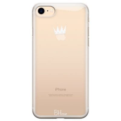 Crown Apple Case iPhone 7/8