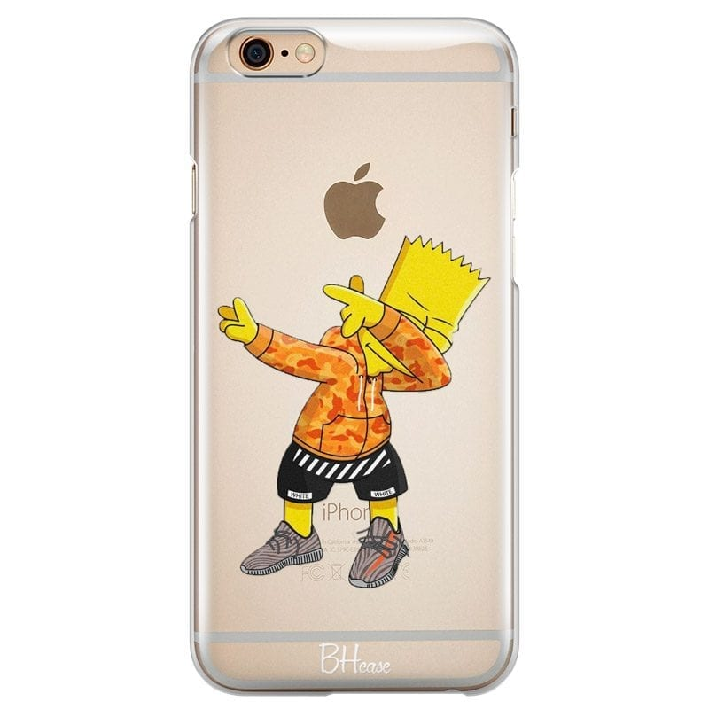 Dabbin Bart Case iPhone 6 Plus/6S Plus