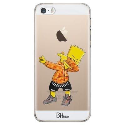 Dabbin Bart Case iPhone SE/5S