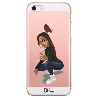 Dope Girl Case iPhone SE/5S