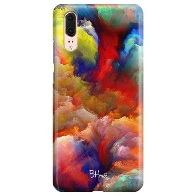 Dreamy Colors Case Huawei P20