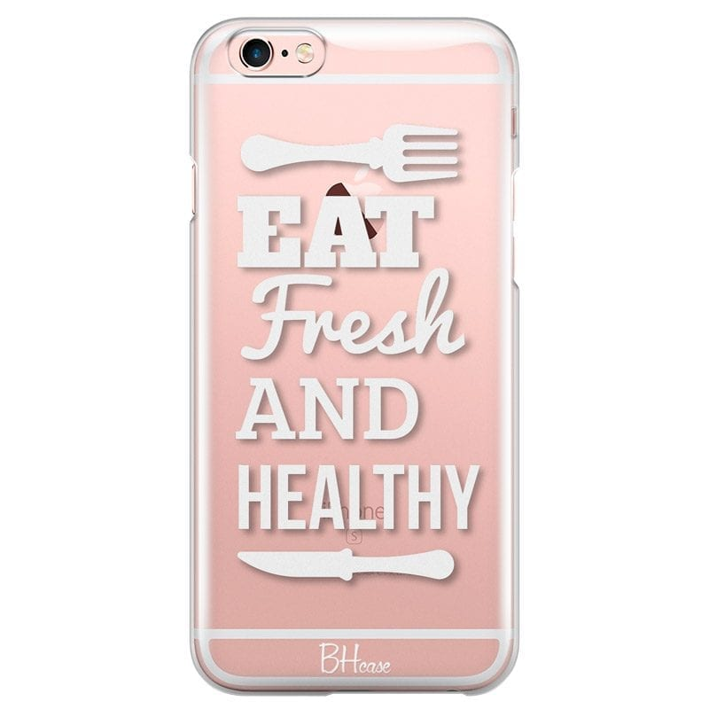 Eat Fresh And Healthy Case iPhone 6 Plus/6S Plus