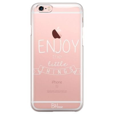 Enjoy Little Things Case iPhone 6/6S