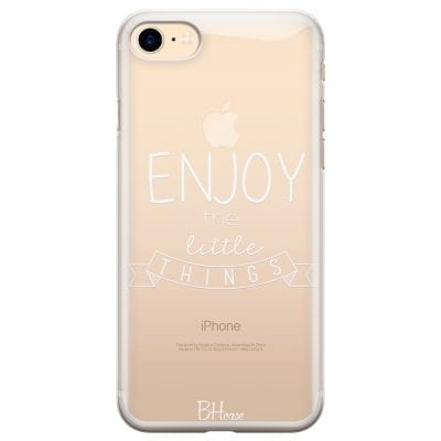 Enjoy Little Things Case iPhone 7/8