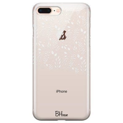 Floral Case iPhone 7 Plus/8 Plus
