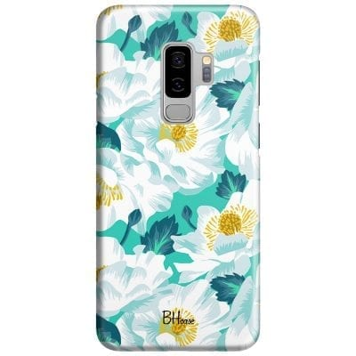 Floral Lime Case Samsung S9 Plus