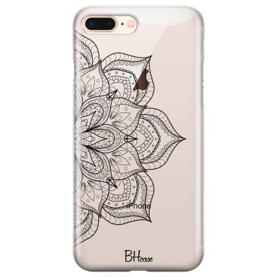 Flower Mandala Case iPhone 7 Plus/8 Plus
