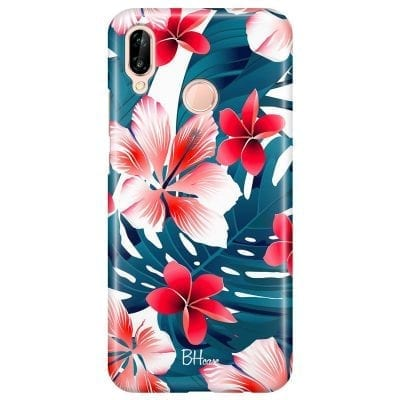 Flowers Kate Case Huawei P20 Lite