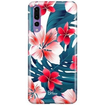 Flowers Kate Case Huawei P20 Pro