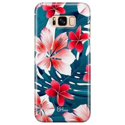 Flowers Kate Case Samsung S8