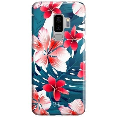 Flowers Kate Case Samsung S9 Plus