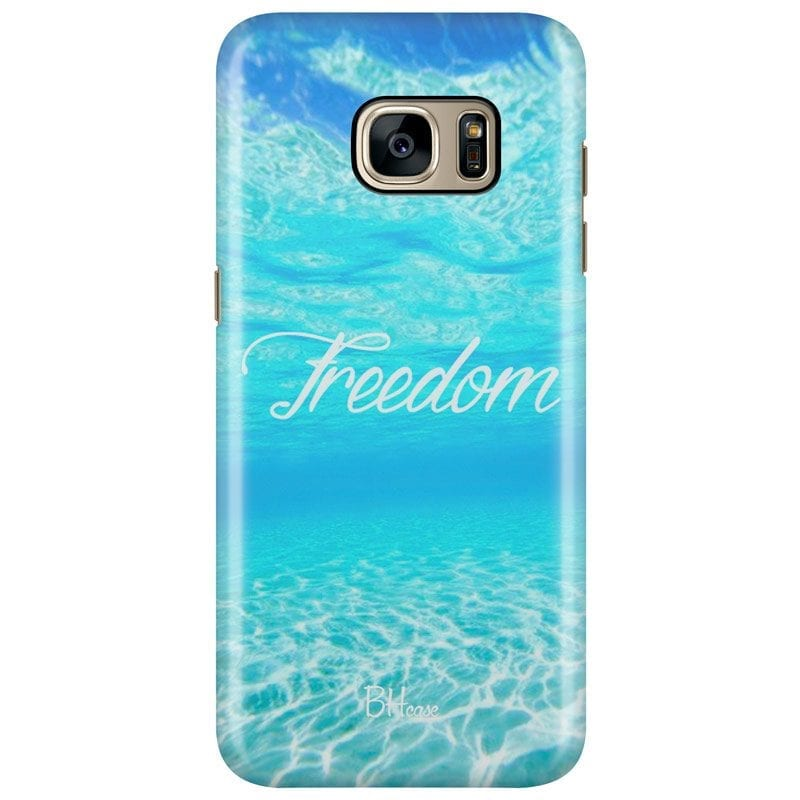 Freedom Case Samsung S7 Edge